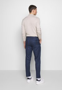 Isaac Dewhirst - PLAIN TROUSER - Trousers - blue - 2