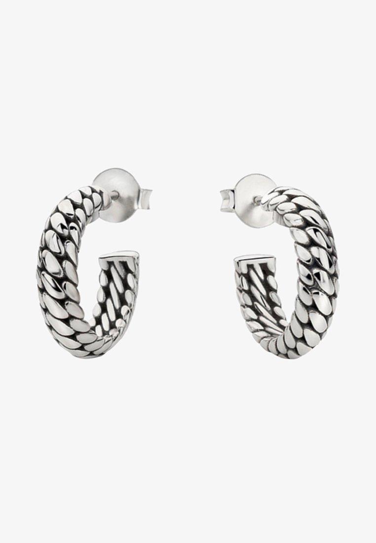 Buddha to Buddha - Earrings - silver-coloured