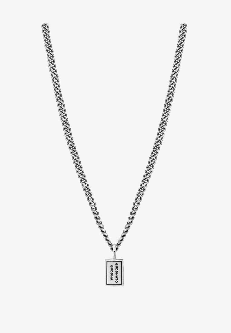 Buddha to Buddha - ESSENTIAL  - Necklace - silber