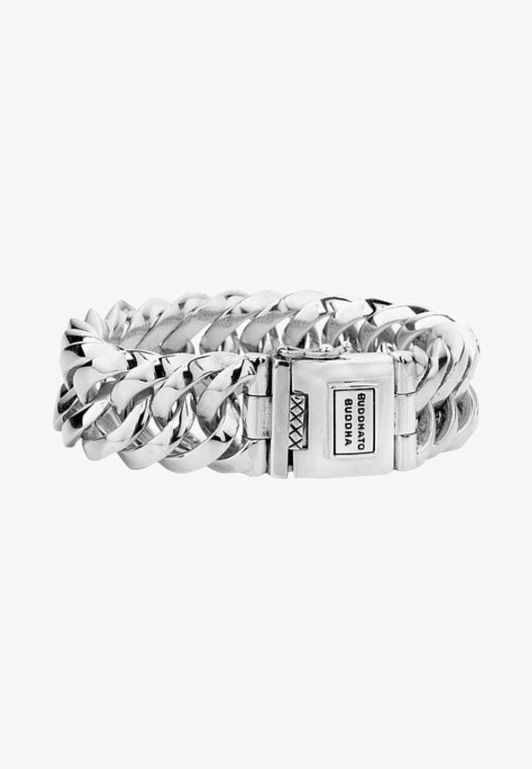 Buddha to Buddha - Armband - silver-coloured