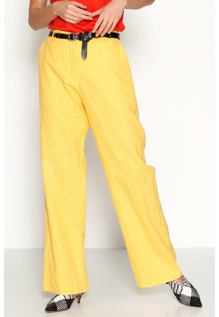 Denim Hunter - Bukser - yellow
