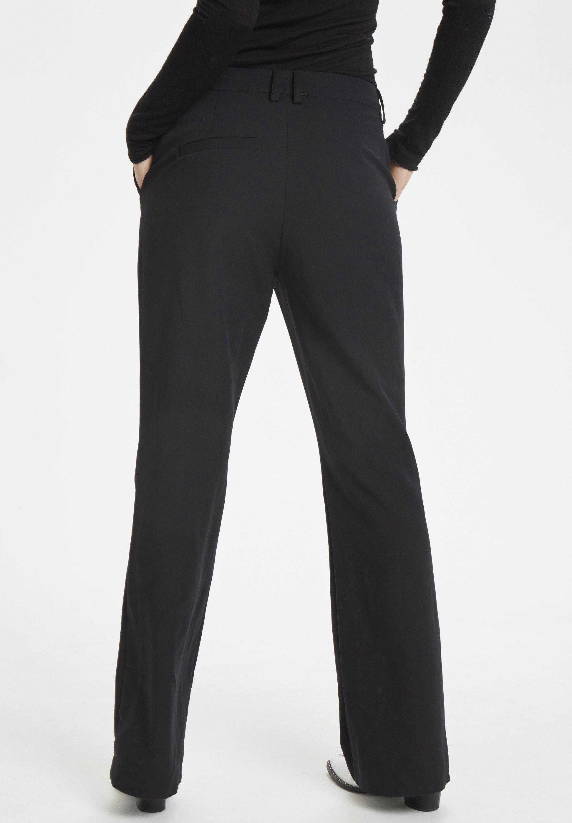 Denim Hunter Spodnie materiałowe - black