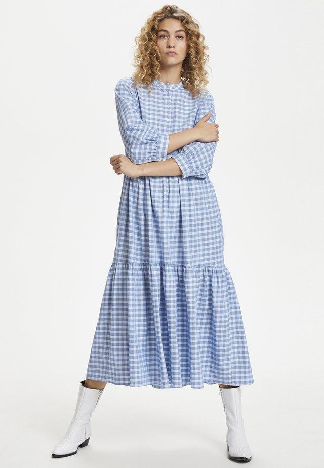 DHMILANO  - Maxi dress - palace blue
