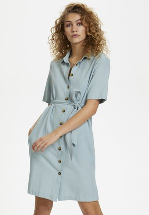 DHMILLY - Sukienka koszulowa - lichen green