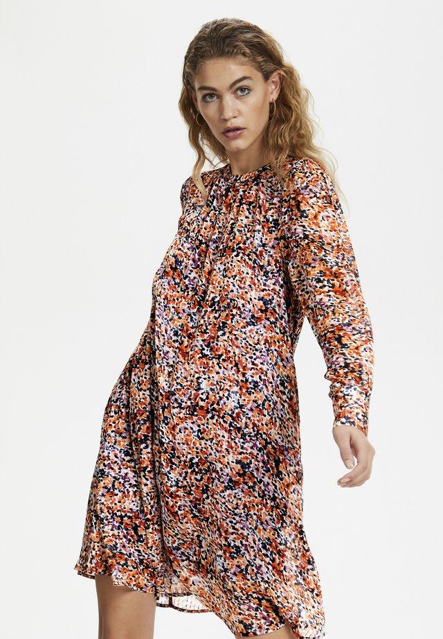 Sukienka letnia - wild aster