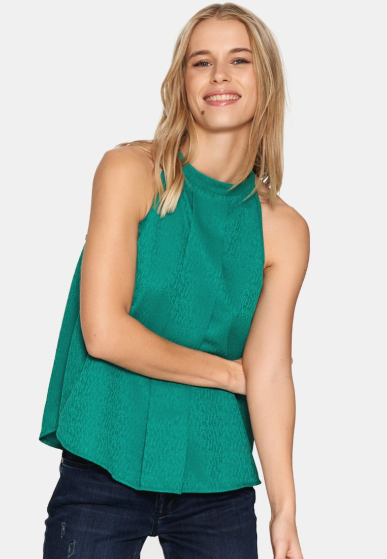 Denim Hunter - CASSIE - Blus - green