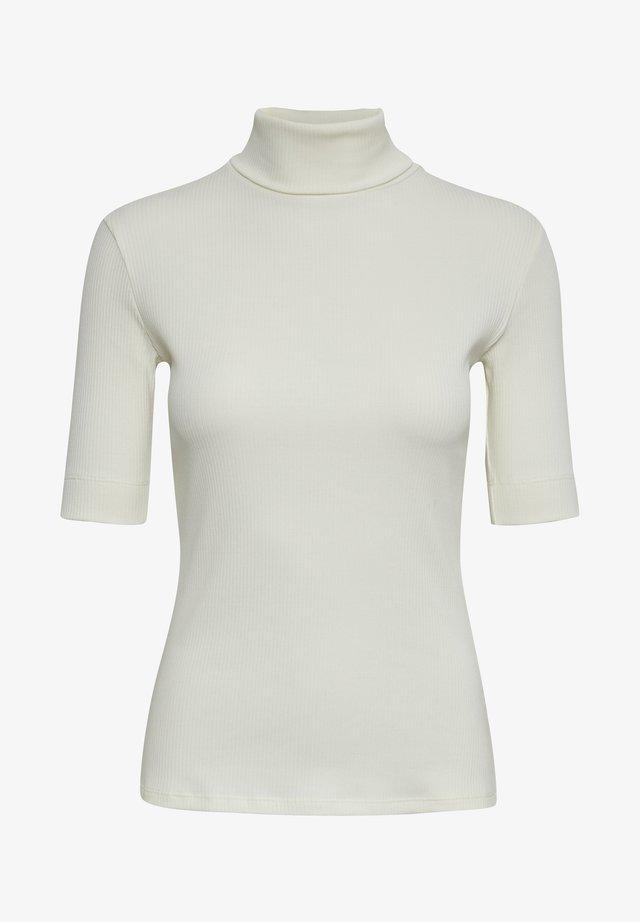 DHZOE - T-Shirt print - whisper white