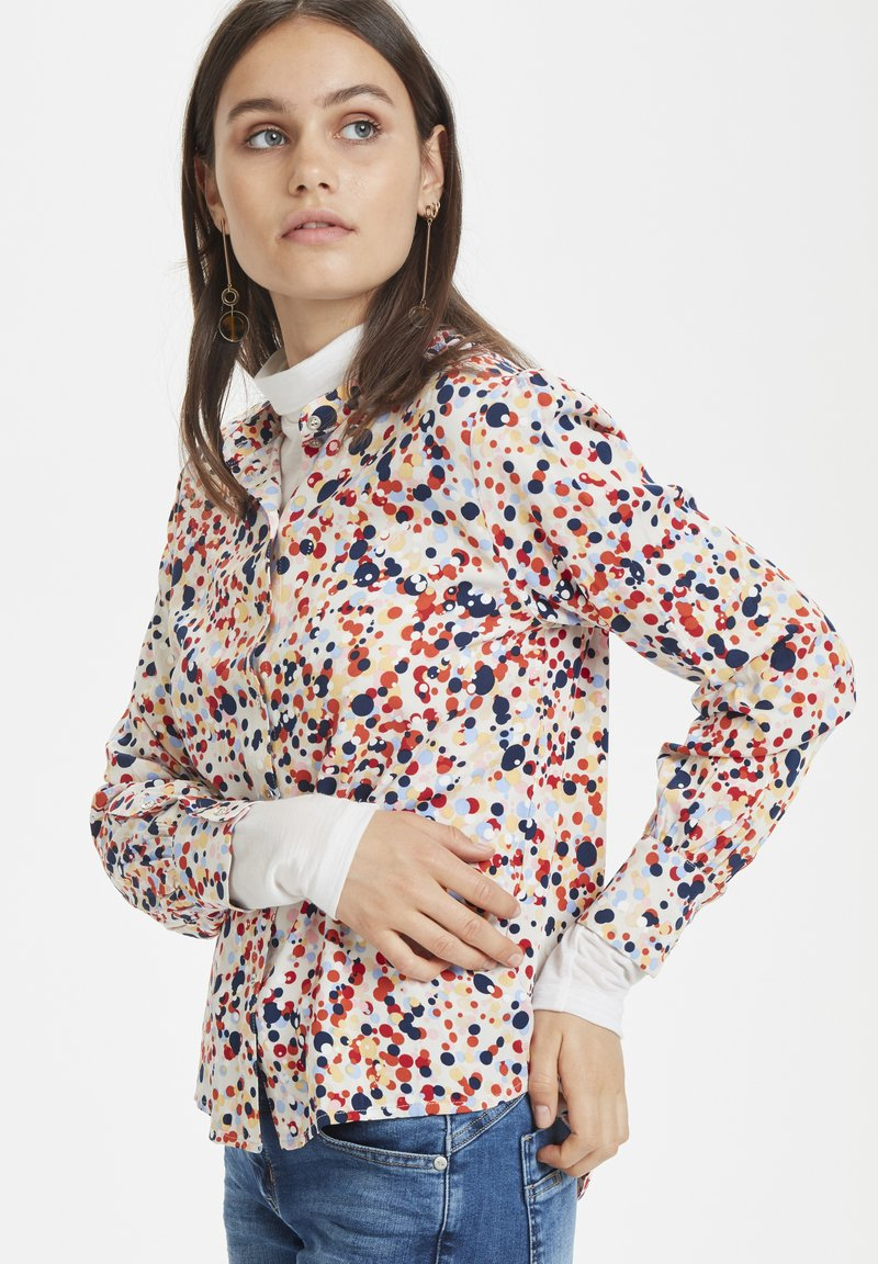 Denim Hunter - DHHOPE  - Button-down blouse - multi colour
