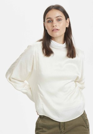 Bluse - whisper white