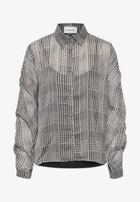 Denim Hunter - Button-down blouse - black - 5