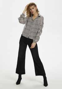 Denim Hunter - Button-down blouse - black - 1