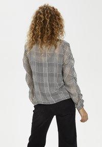 Denim Hunter - Button-down blouse - black - 2