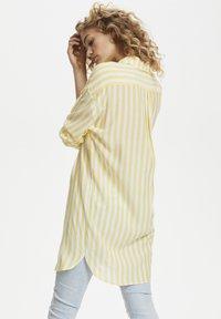 Denim Hunter - HUNTER DHTOULON  - Button-down blouse - dandelion - 2