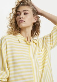 Denim Hunter - HUNTER DHTOULON  - Button-down blouse - dandelion - 5