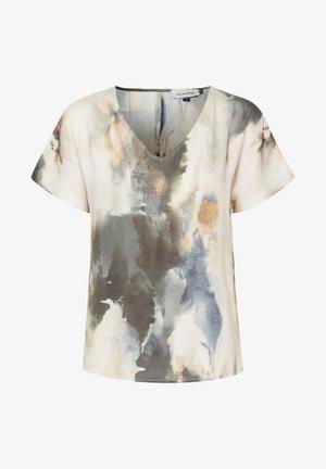 DHAQUA  - Print T-shirt - whisper white