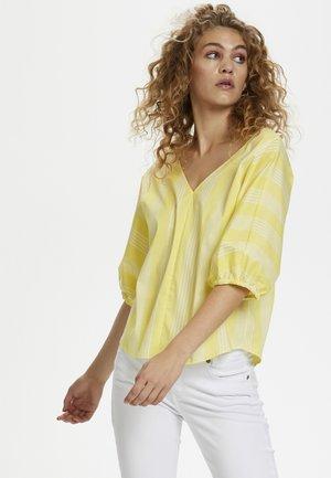 DHPAM  - Blouse - yellow