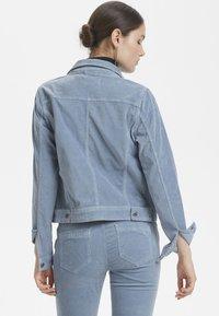 Denim Hunter - DHMOLLY - Denim jacket - ashley blue - 1