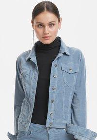 Denim Hunter - DHMOLLY - Denim jacket - ashley blue - 0