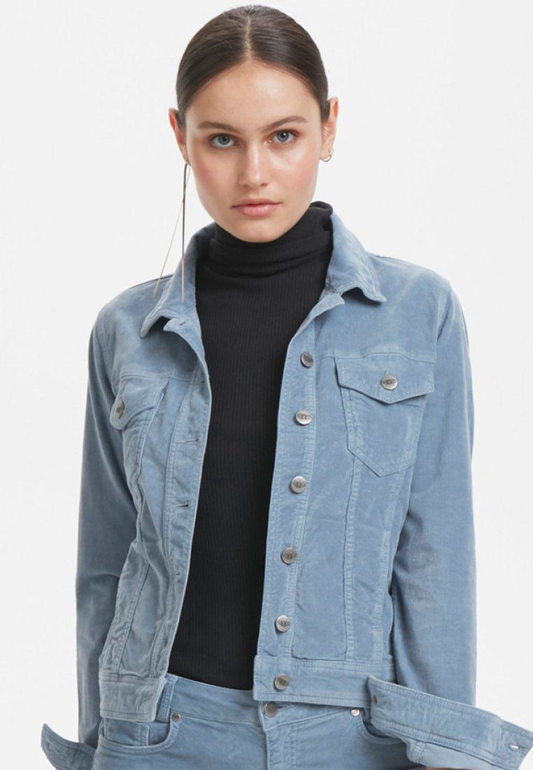 Denim Hunter - DHMOLLY - Denim jacket - ashley blue