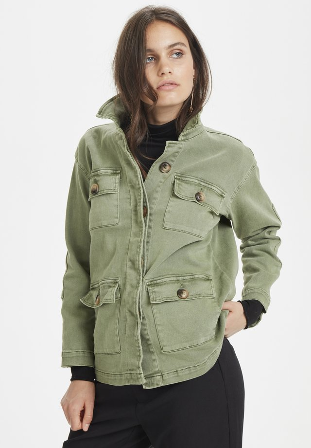 THE ARMY - Leichte Jacke - dusty olive