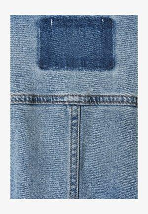 Kurtka jeansowa - medium blue retro wash