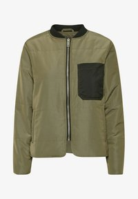 Denim Hunter - Bomber Jacket - dusty olive - 4