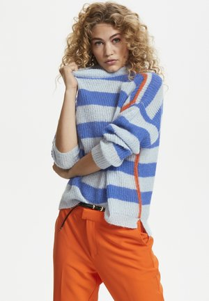 DHINDIANNA  - Pullover - blue