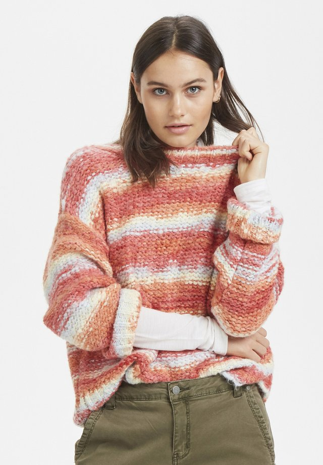 DHARIA  - Strickpullover - multi red
