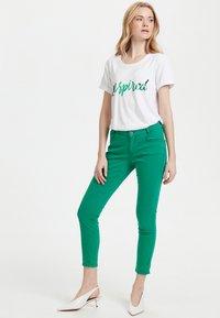 Denim Hunter - MINE - Jeans Skinny Fit - green - 1