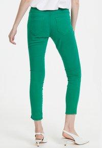 Denim Hunter - MINE - Jeans Skinny Fit - green - 3