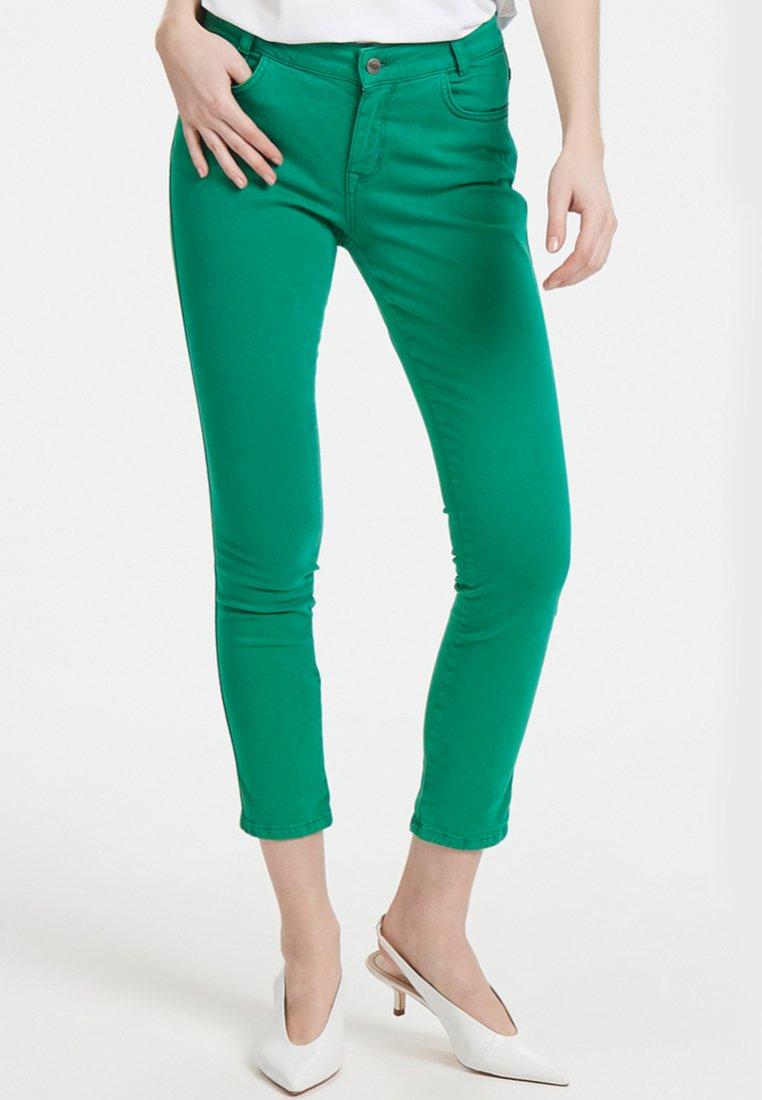 Denim Hunter - MINE - Jeans Skinny Fit - green