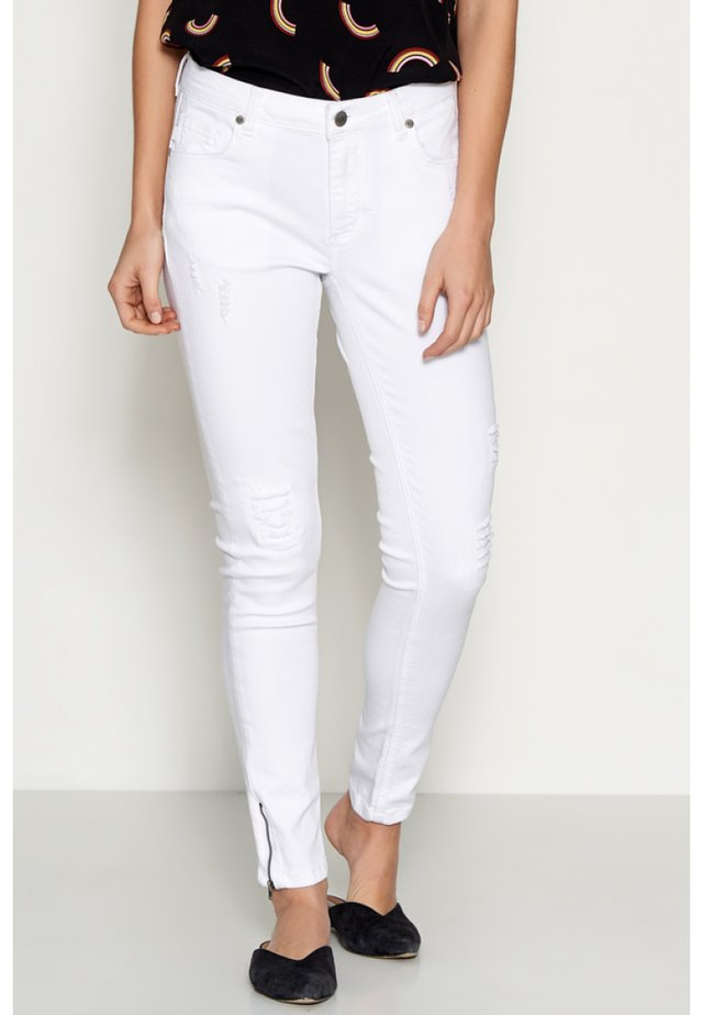 CELINA - Jeans Skinny Fit - optical white