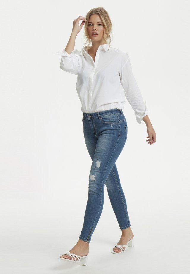 CELINA - Jeans Skinny Fit - vintage wash