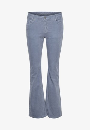 Bootcut jeans - ashley blue
