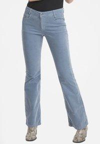 Denim Hunter - Jean bootcut - ashley blue - 0