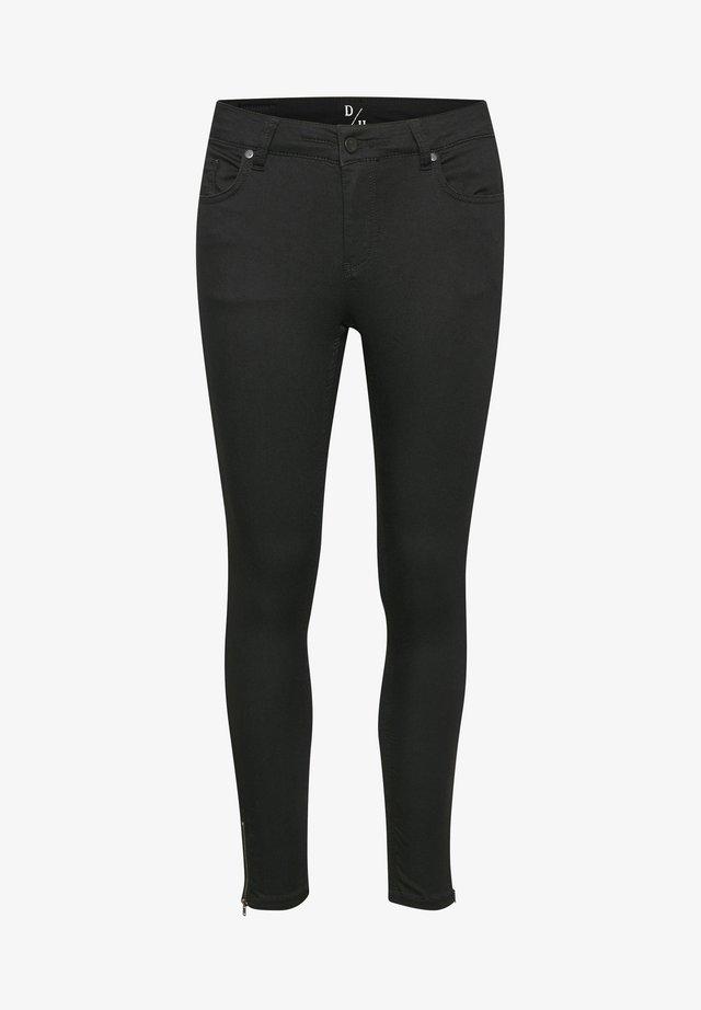 CELINA - Jeansy Skinny Fit - black