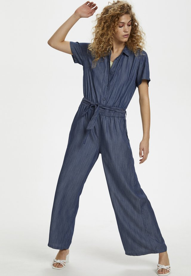 DHELMA - Jumpsuit - blue