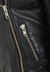 Denim Hunter - Leather jacket - black - 5