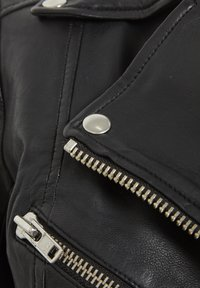 Denim Hunter - Leather jacket - black - 6
