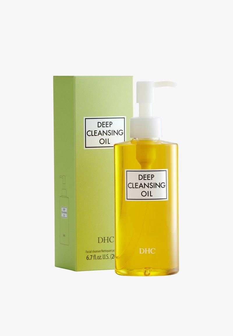 DHC - DEEP CLEANSING OIL - Ansiktsrengöring - -
