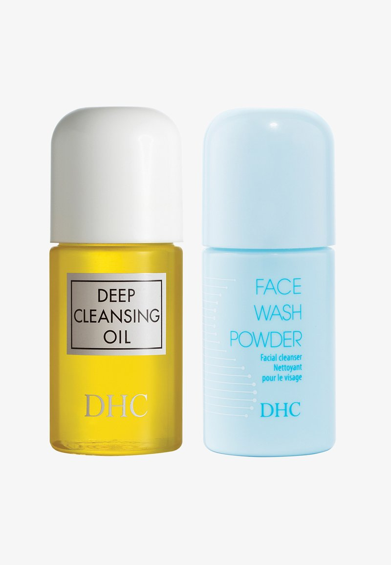 DHC - THE DOUBLE CLEANSE ESSENTIALS SET - Skincare set - -