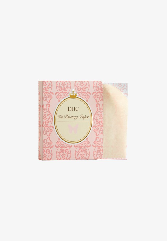 HEMP BLOTTING PAPER - Make-up-Entferner - -