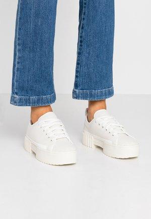 MERLEY S-MERLEY LC - Sneakersy niskie - star white