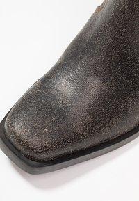 Diesel - GIUDECCA D-GIUDECCA MHB - Overknee laarzen - black - 2