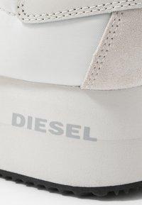 Diesel - PYAVE S-PYAVE WEDGE - Sneakersy niskie - star white/vaporous - 2