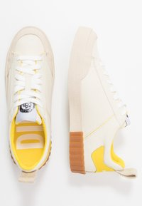 Diesel - BULLY S-BULLY LC W - Trainers - tofu/empire yellow - 3