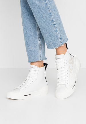 S-DESE MID CUT W - Baskets montantes - star white