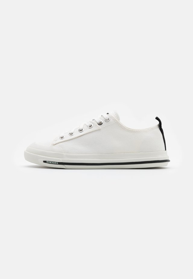 ASTICO S-ASTICO LOW CUT W SNEAKERS - Matalavartiset tennarit - white