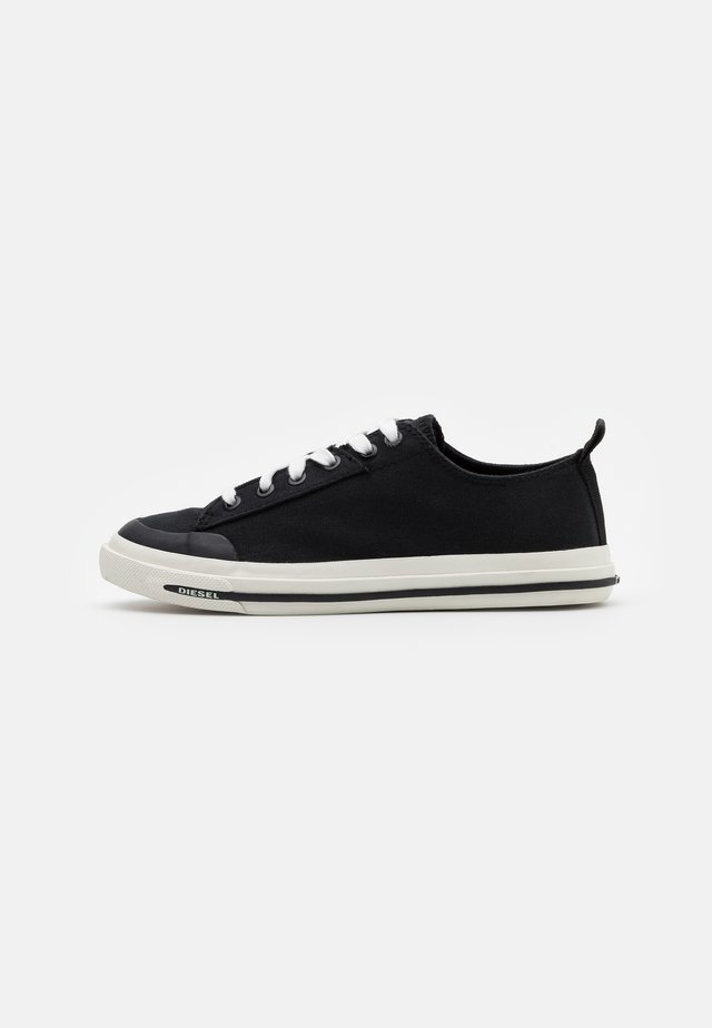 ASTICO S-ASTICO LOW CUT W SNEAKERS - Matalavartiset tennarit - black
