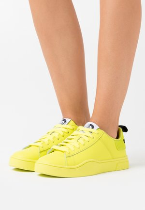 CLEVER S-CLEVER LOW LACE W - Baskets basses - yellow